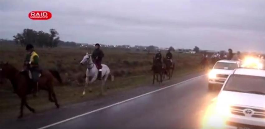 Raid uruguayo 30 de Julio
