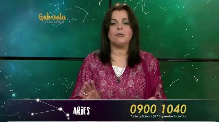 Gabriela y los Astros 2 de Julio de 2018