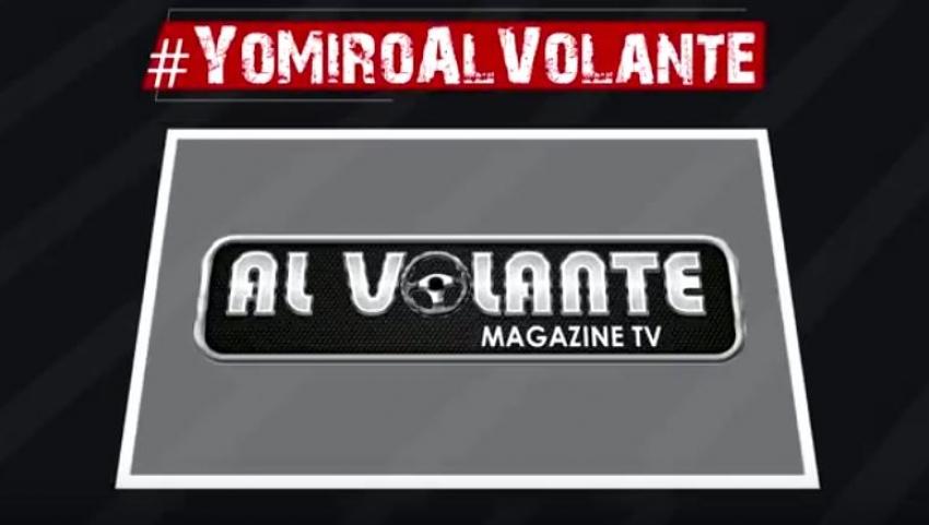 Al Volante TV Magazine 10 de Agosto de 2018